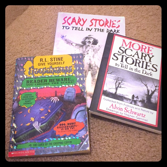 Other scary stories and goosebumps books poshmark scary stories and goosebumps books solutioingenieria Image collections